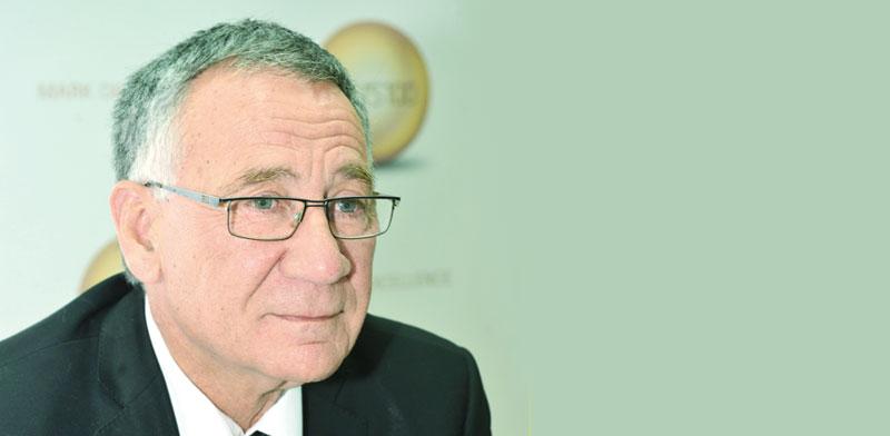 ראש עיריית הרצליה משה פדלון / צילום: תמר מצפי
