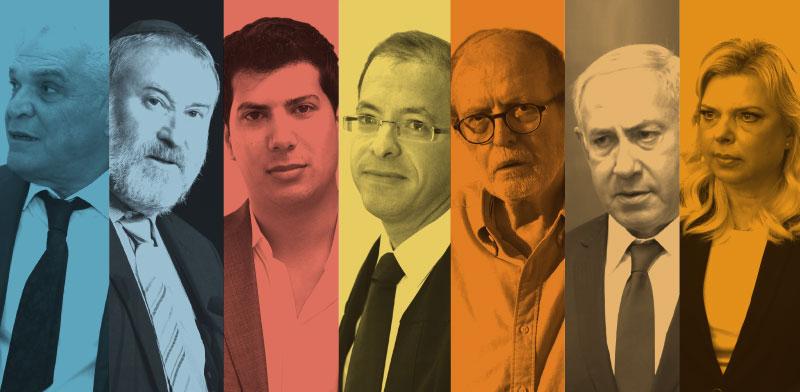 צילומים: עמית שאבי ואלכס קולומויסקי - ידיעות אחרונות, אמיר מאירי, תמר מצפי