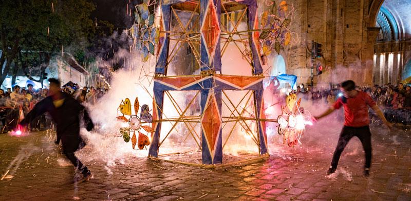 זיקוקים מושקעים בליל השנה החדשה / צילום: שאטרסטוק