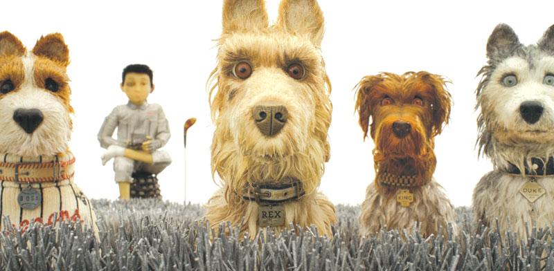 אי הכלבים / צילום באדיבות פורום פילם