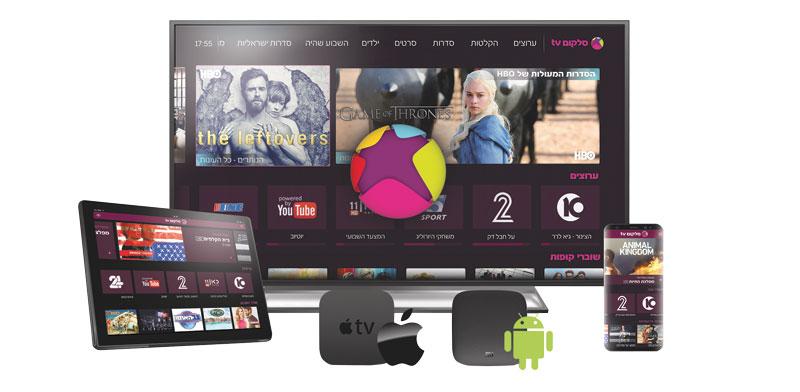 סלקום TV מועמדת בולטת, כיוון שנסמכת כבר כיום עלה מערך