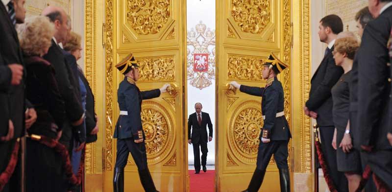 נשיא רוסיה פוטין / צילום: רויטרס