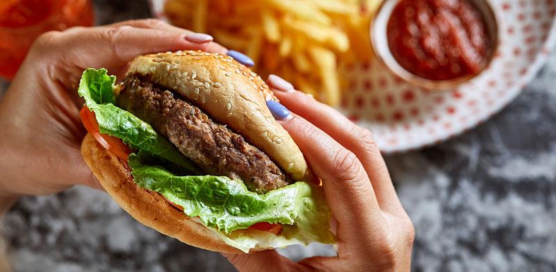 המבורגר קום איל פו / צילום: אפיק גבאי