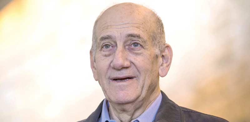 Ehud Olmert Photo; Noam Moskovich