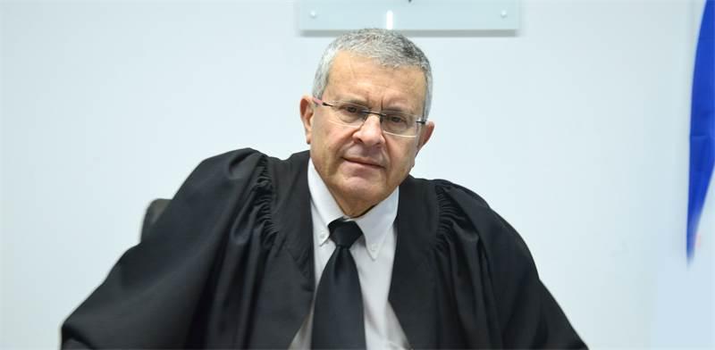 השופט בדימוס דוד רוזן, נציב תלונות הציבור על מייצגי המדינה / צילום: תמר מצפי