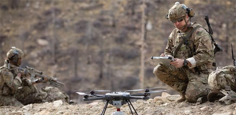 רחפן צבאי / צילום: יחצ