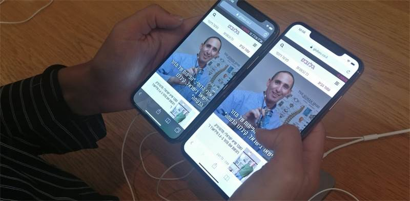 האייפונים החדשים / צילום: יסמין יבלונקו