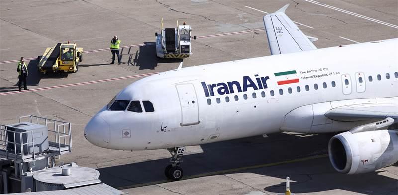 מטוס של חברת התעופה האיראנית מתוצרת איירבוס. החברה שוקלת את צעדיה / צילום: רויטרס, Marko Djurica