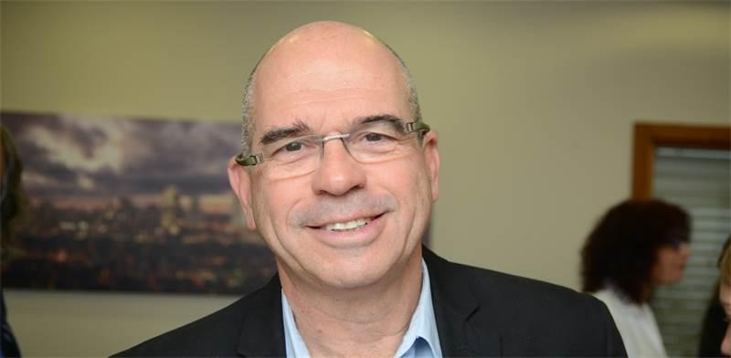 איציק ברוורמן, ראש עיריית פתח-תקווה לשעבר / צילום: איל יצהר