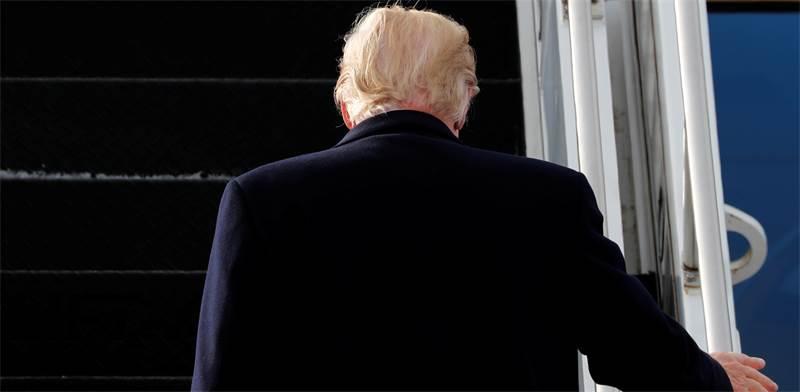 דונאלד טראמפ / צילום: רויטרס - Jonathan Ernst