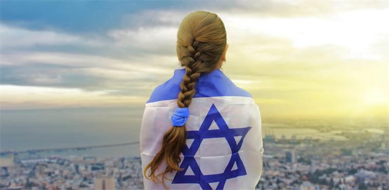 דגל ישראל / צילום: שאטרסטוק