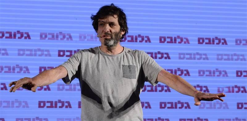 פרופ' דן אריאלי בוועידת ישראל לעסקים \ צילום: איל יצהר