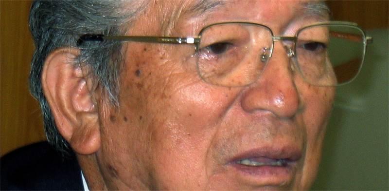 קאזואו קאשיו, ממייסדי חברת קאסיו / צילום: רויטרס, Nathan Layne