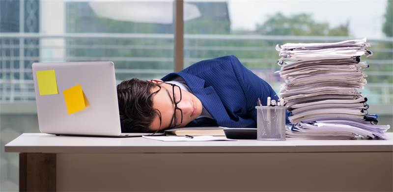 התמכרות לעבודה / צילום: Shutterstock