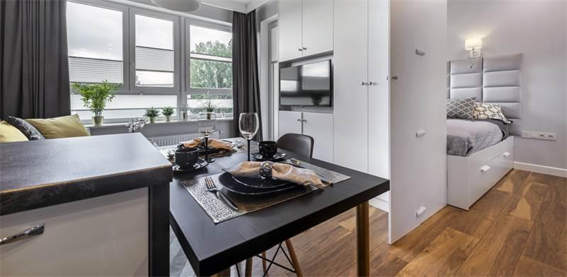 דירה קטנה / צילום: שאטרסטוק