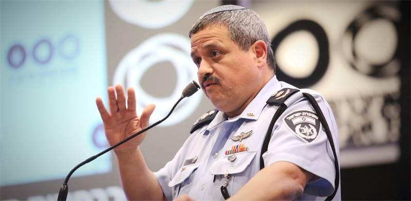 """מפכ""""ל המשטרה רוני אלשיך / צילום: שלומי יוסף"""