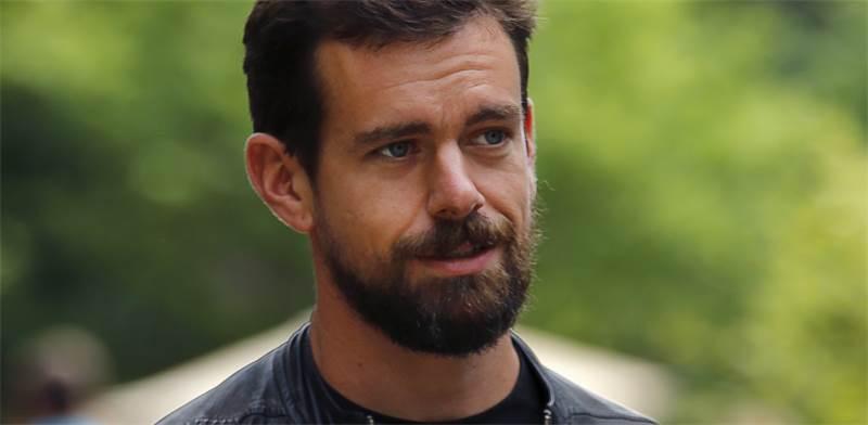 """ג'ק דורסי, מנכ""""ל טוויטר / צילום: מייק בלייק, רויטרס"""