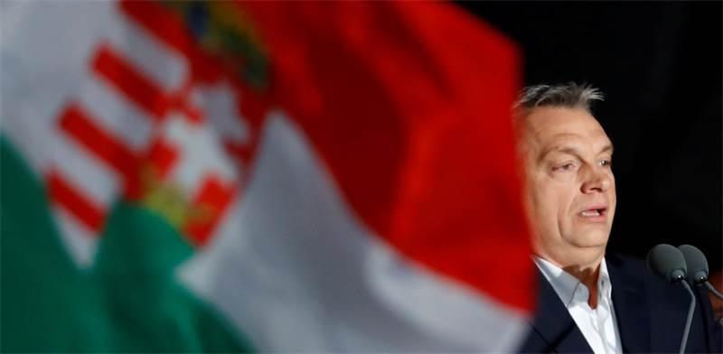 ויקטור אורבן ראש ממשלה הונגריה / רויטרס