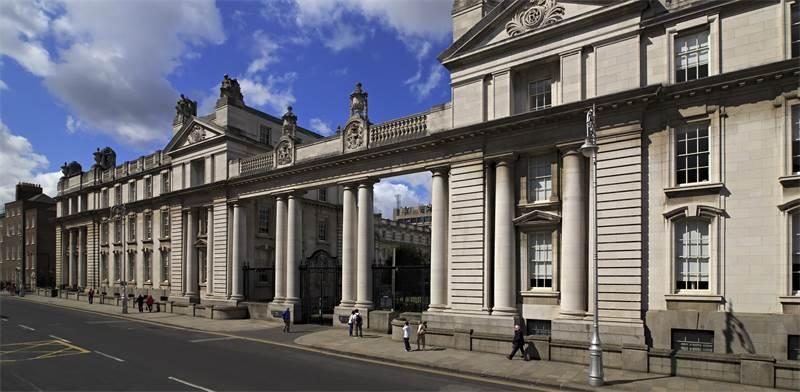 הפרלמנט האירי / צילום: שאטרסטוק