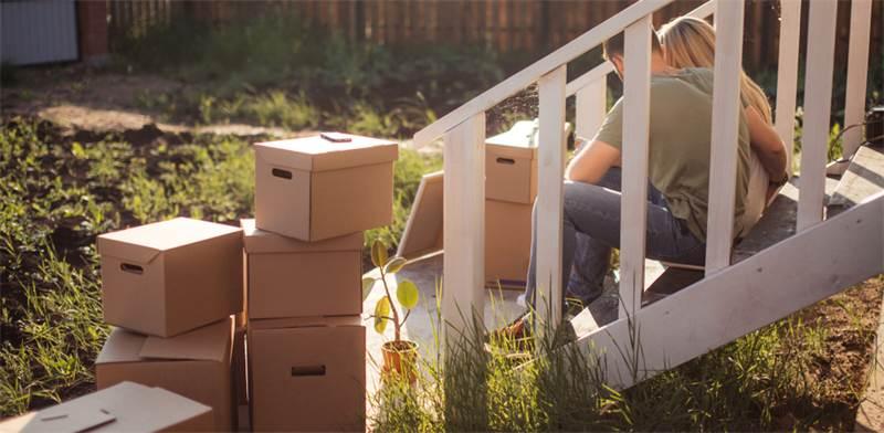 עשור למשבר שהשאיר מיליוני אמריקאים ללא קורת גג/צילום: Shutterstock/ א.ס.א.פ קרייטיב
