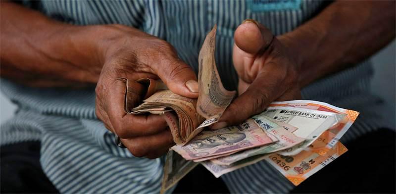הרופי ההודי / צילום: רויטרס