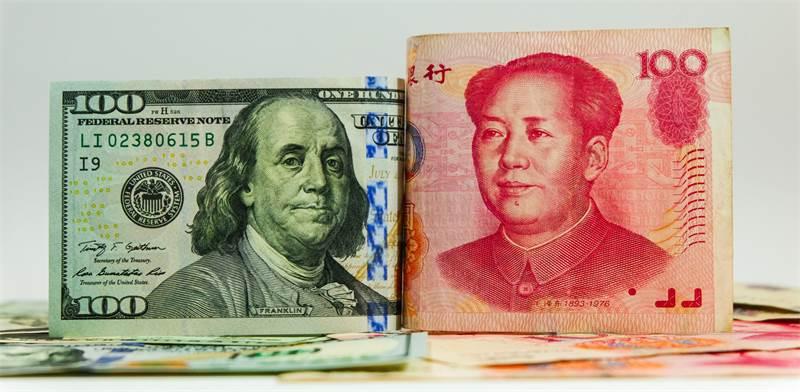 יחסי יואן-דולר / אילוסטרציה: Shutterstock