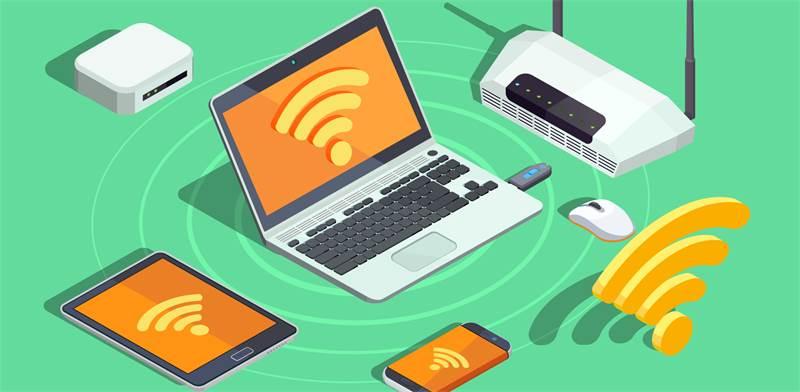 מוצרי תקשורת אלחוטית / צילום: שאטרסטוק