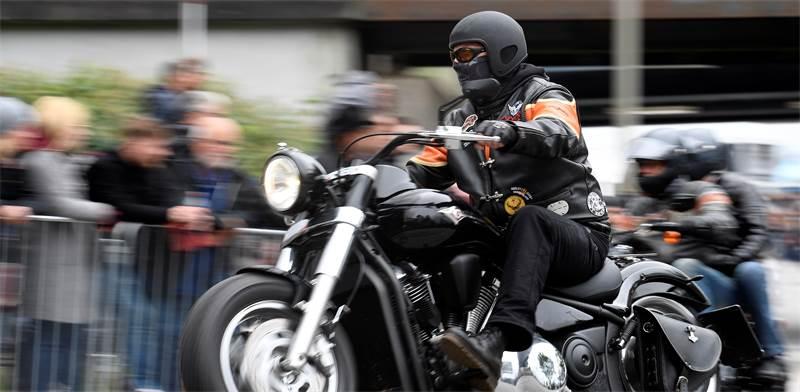 אופנוע של הארלי דיווידסון / צילום: רויטרס