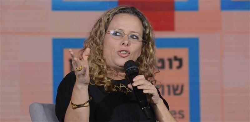 """ח""""כ איילת נחמיאס-ורבין / צילום: איל יצהר"""