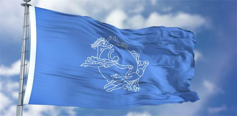 דגל איגוד הדואר העולמי / צילום: SHUTTERSTOCK