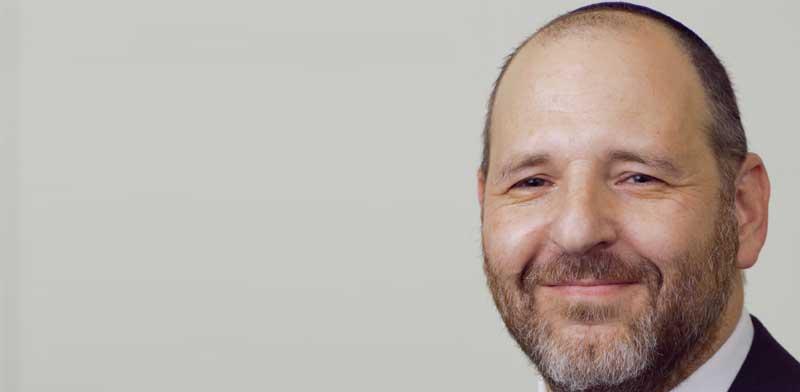 """אמיר אלוני, מנכ""""ל ומייסד LeaderMES / צילום: גלעד בן שץ"""