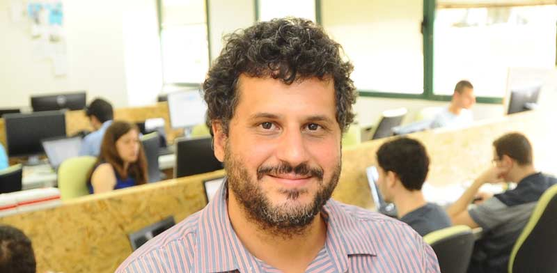 Asaf Rubin Phot: Yogev Amrani