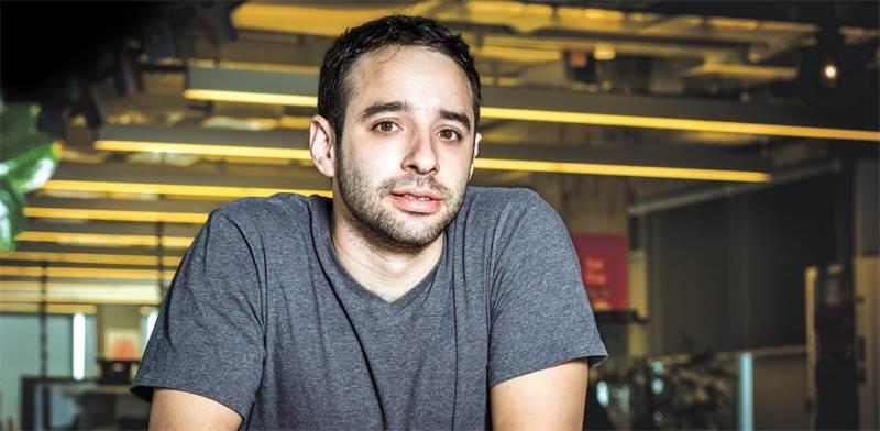 Tzach Hadar  photo: Shlomi Yosef