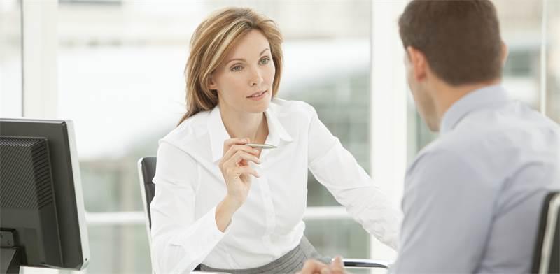 ראיון עבודה / צילום: Shutterstock