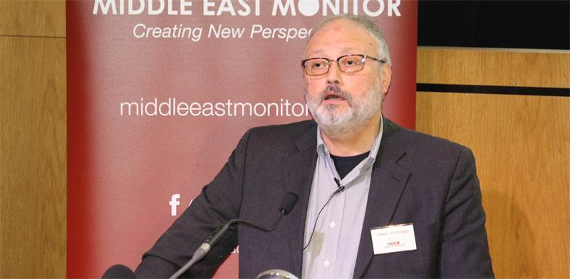 Jamal Khashoggi Photo: Reuters