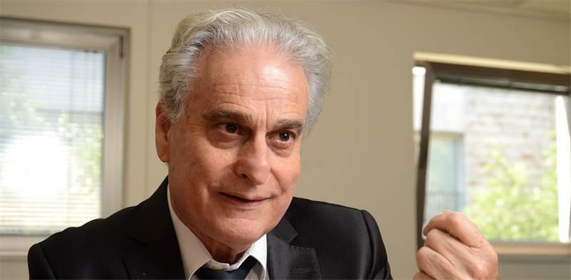 השופט יגאל פליטמן, נשיא בית הדין הארצי לעבודה / צילום: איל יצהר