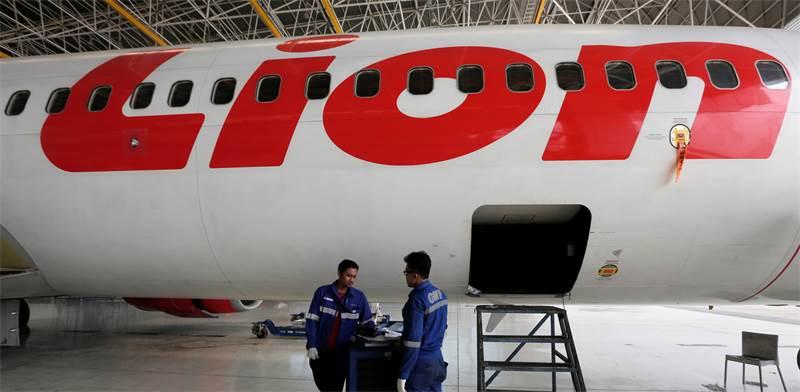 מטוס של חברת התעופה lion air / צילום: רוטירס