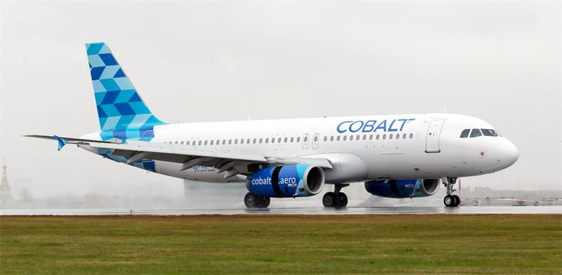 מטוס של Cobalt Air / צילום: shutterstock