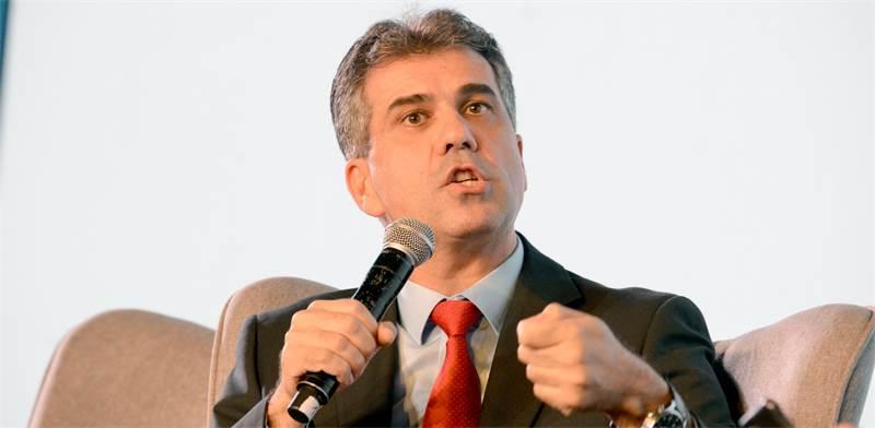 שר הכלכלה אלי כהן / צילום: תמר מצפי