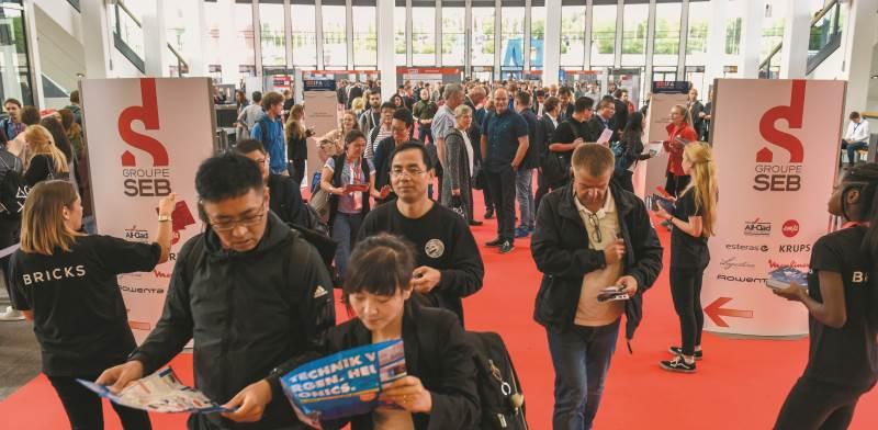 מבקרים בתערוכת IFA בברלין / צילום: באדיבות IFA