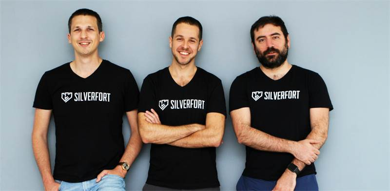 Silverfort founders Photo: PR