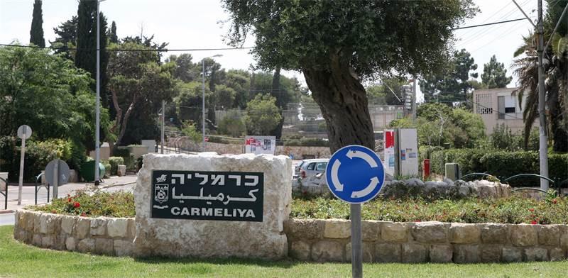 שכונת כרמליה בחיפה / צילום: ענת לברון