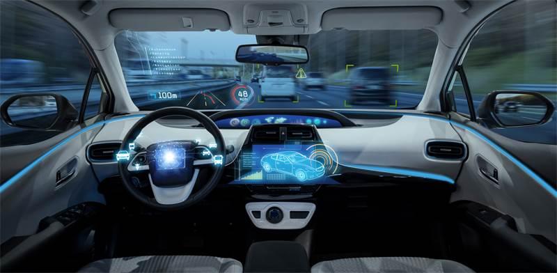 autonomous vehicle  image: Shutterstock