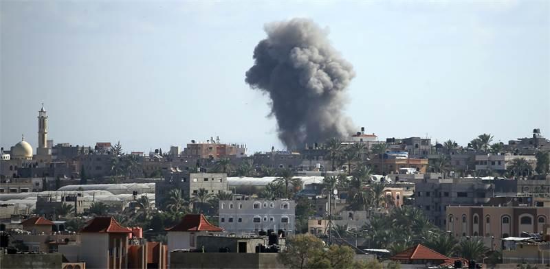 הלחימה בעזה בינתיים הסתיימה - אבל האש ברשתות הפלסטיניות נמשכת