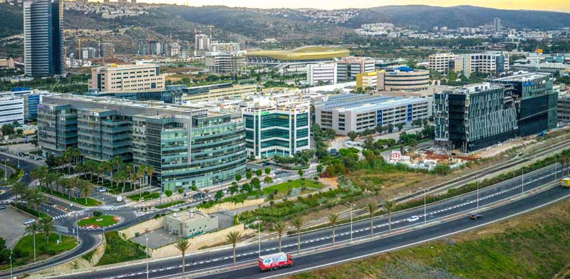 Matam High Tech and Business Park Haifa
