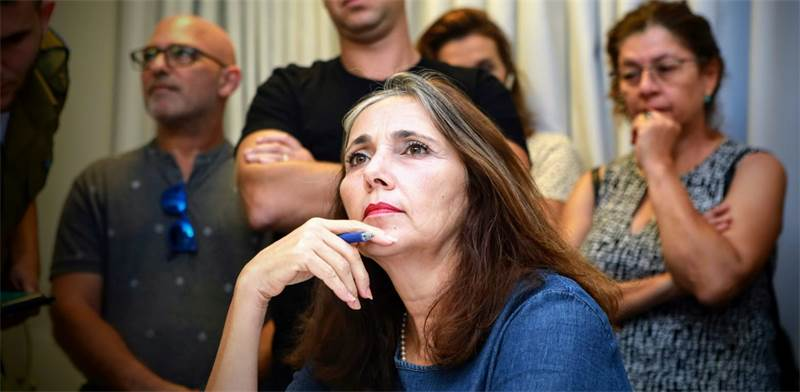 """יו""""ר הרשות השנייה, יוליה שמאלוב-ברקוביץ' / צילום: שלומי יוסף"""