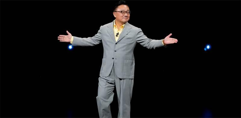 """די ג'יי קו, מנכ""""ל חטיבת המובייל של סמסונג / צילום: רויטרס"""