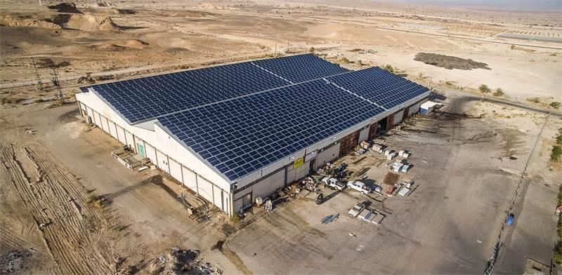פרויקט סולארי RES/צילום: גלעד לבני