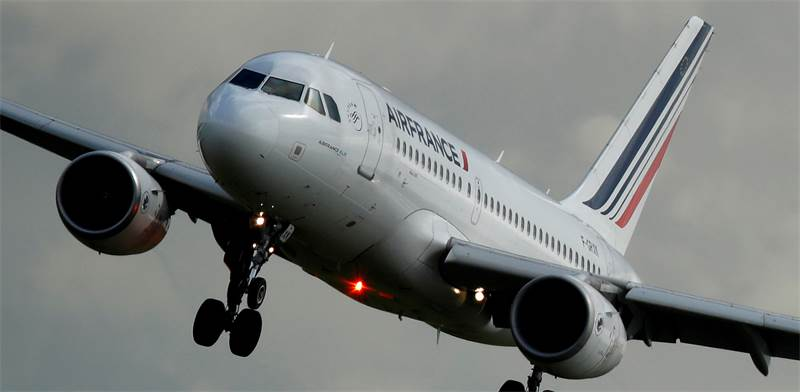 מטוס אייר פראנס / צילום: רויטרס