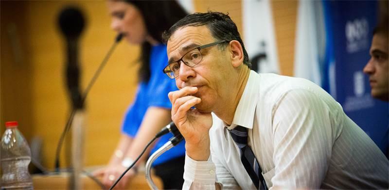 """פרקליט המדינה, עו""""ד שי ניצן / צילום: שלומי יוסף"""
